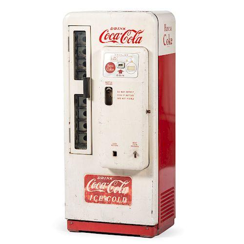 Cavalier CS-72 Coca-Cola Vending Machine