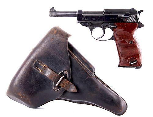 """WWII Spreewerke """"cyq"""" Code P.38 Pistol 9mm Pistol"""