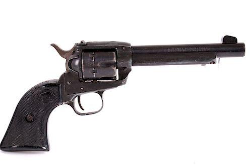 H. Schmidt Single Action 22 Revolver