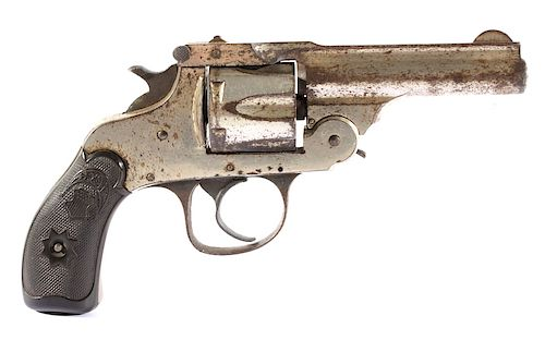 Forehand Arms Co. Top Break Revolver 1886-1887