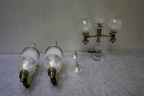 Vintage Lighting Lot.
