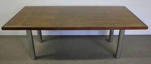 Midcentury Richard Schultz for Knoll Table.