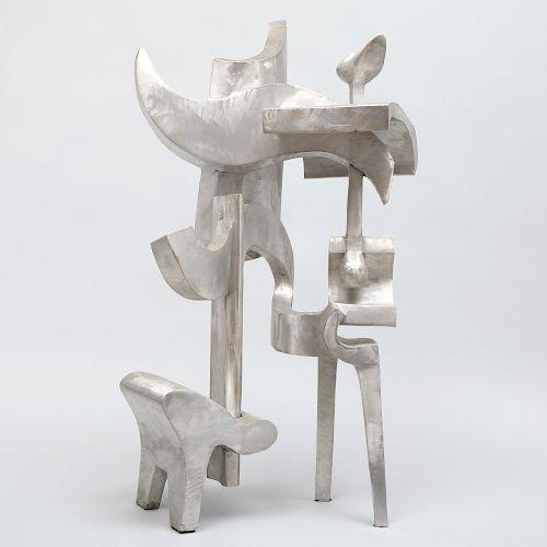 Bill Barrett (b. 1934): Untitled