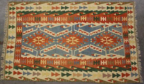 1900's Eastern Anatolian Caucus Tribal Kilim