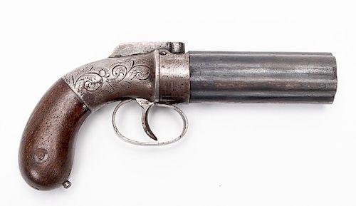 Manhattan Firearms .28 Caliber Pepperbox, 1856-59