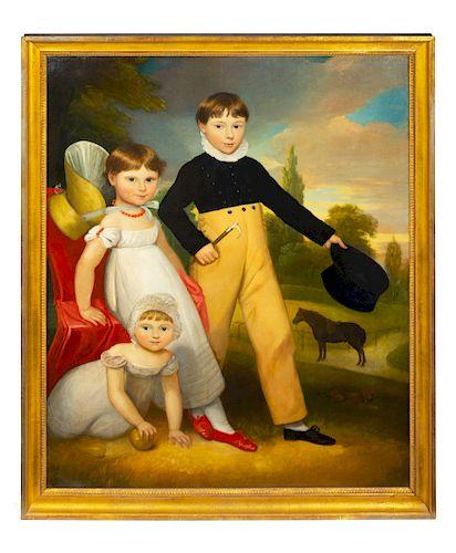 Probably American (Circa 1830)