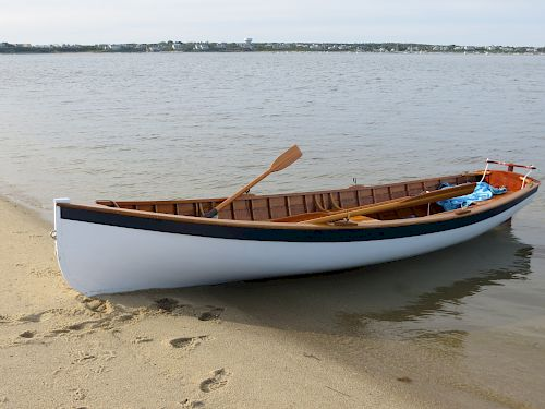 Nantucket Made 15' Whitehall Pulling Boat