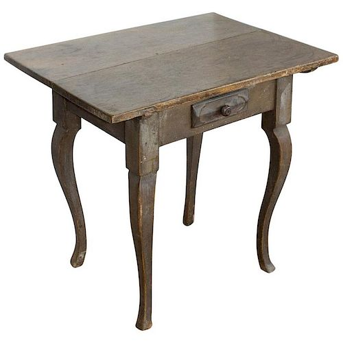 Antique French Louis XV Side Table