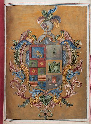 Zazo y Ortega, Ramón. Certificación de los Apellidos de Tagle, Cantero, Villanueva, Palacio, Ysequilla y Ybañez. Madrid: 1774.