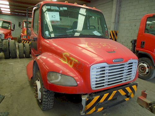 Chasis cabina Freightliner M2 2007