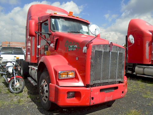 Tractocamion Kenwotrth T800 2008