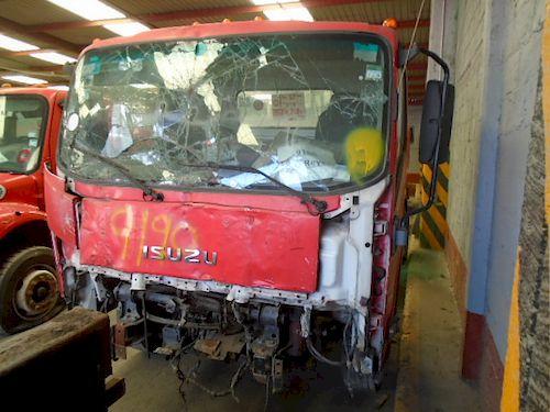 Chasis Cabina Isuzu ELF500 2010