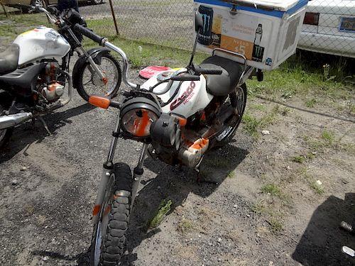 Motocicleta Honda CG125 2010
