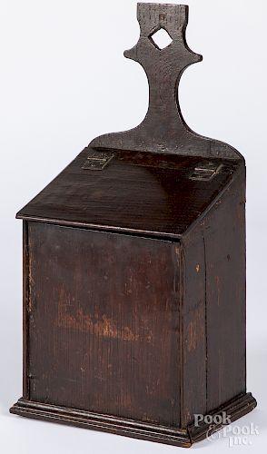 English yewwood candlebox