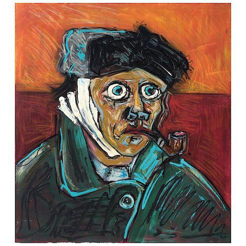 LALO SÁNCHEZ DEL VALLE, Psico Van Gogh.