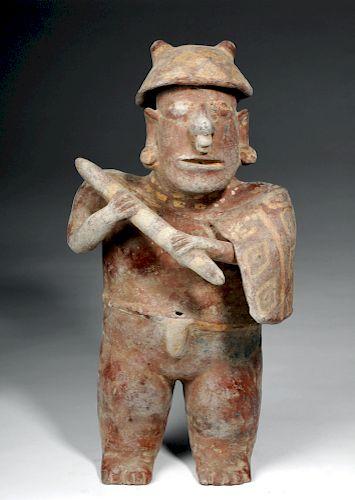 Huge Jalisco Standing Guardian Figure