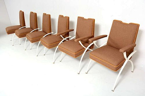 MCM Dining Set Chairs