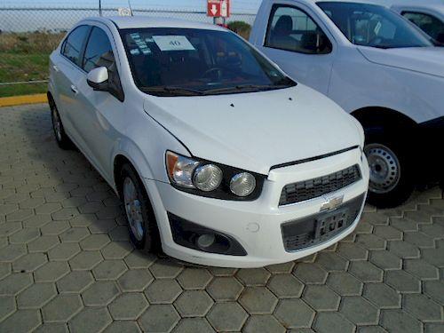 Automovil  Chevrolet Sonic 2012