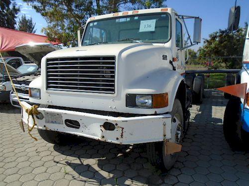 Chasis Cabina  International 4900 Tandem 2001