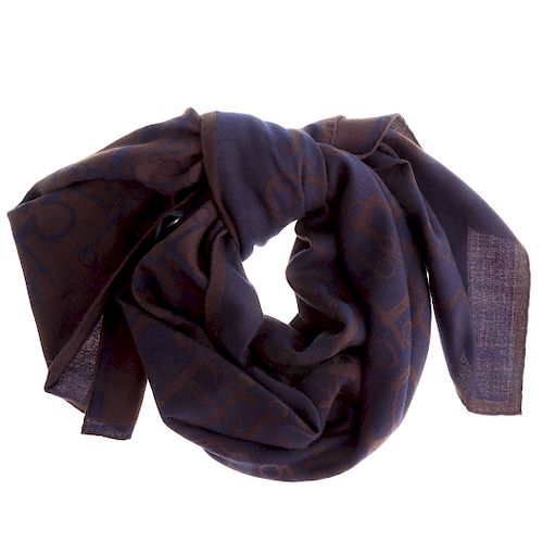 """A Hermes """"Collection Equestre"""" Muffler"""