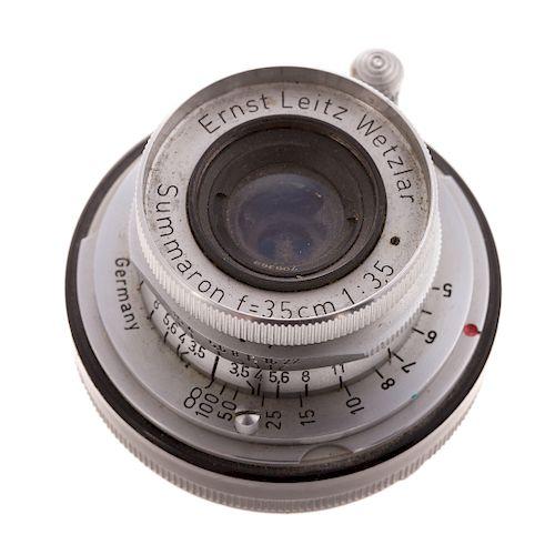 Leica Summaron Lens
