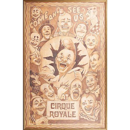 CIRQUE ROYALE