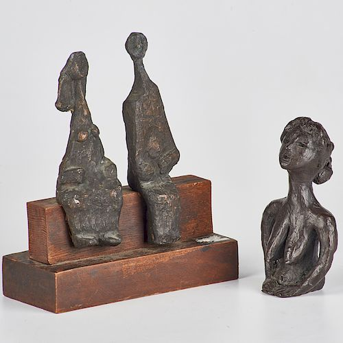 HANA GEBER (American, 1910-1990)