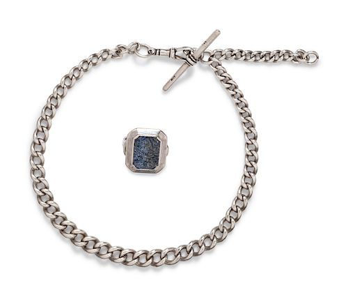 A Collection of Silver Jewelry,