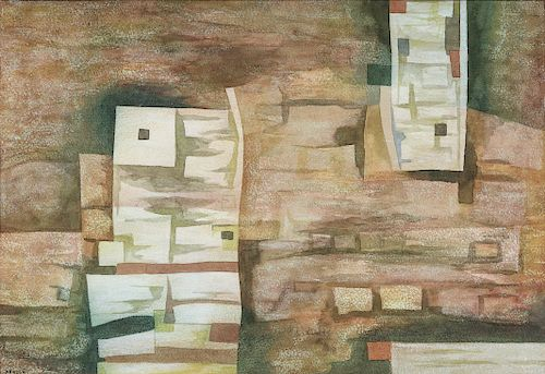 Gunther Gerzso (Mexican, 1915-2000)