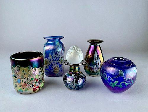 Robert Held Studio Glass and Others, Modern