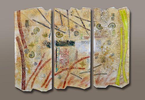Gerry Newcomb, Triptych