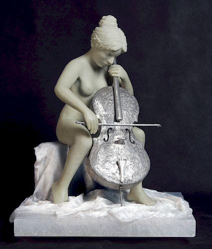 Janusz Walentynowicz, Cello