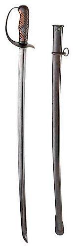Japanese Cavalry Trooper Sword