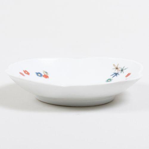 Meissen Kakiemon Porcelain Lobed Saucer