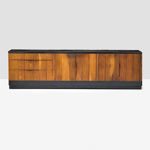 PHIL POWELL Fine large cabinet