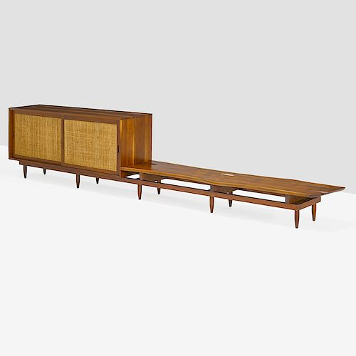 PHIL POWELL Fine custom cabinet and bench