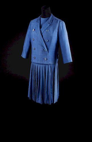 Christian Dior by Marc Bohan Haute Couture Ensemble, Spring-Summer 1961
