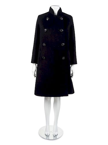 One Norman Norell Coat, One Alberto Fabiani Coat, and One Pauline Trigere Cape, 1960s