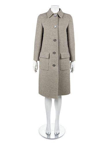Three Halston Coats, 1970s