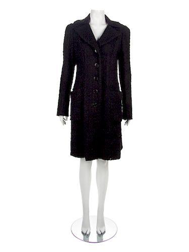 Eric Bergere Coat, 1990s