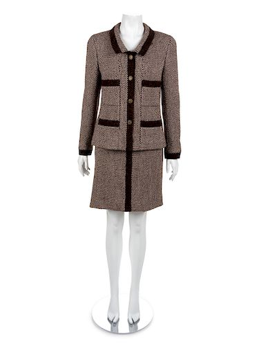Chanel Skirt Suit, 1990-2000s