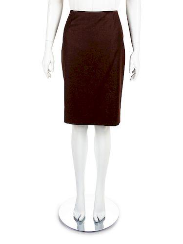 Hermes Skirt, 1980-90s