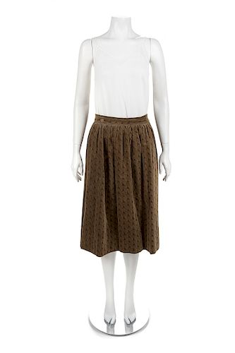 Two Skirts, 1980-90s Size 44/12.