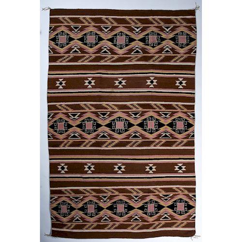Navajo Wide Ruins Weaving / Rug