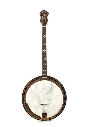Gibson Mastertone Banjo in Original Case