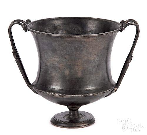 Roman silver kantharos