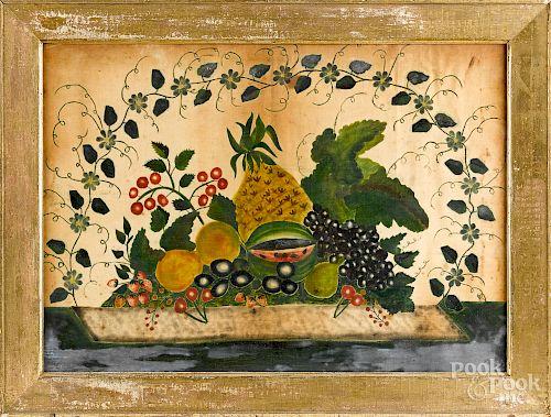 American oil on velvet theorem of fruit