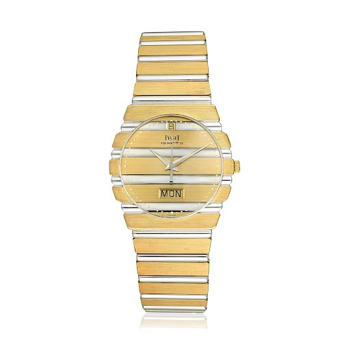 Piaget Polo Ref. 15562 in 18K Two-Tone Gold