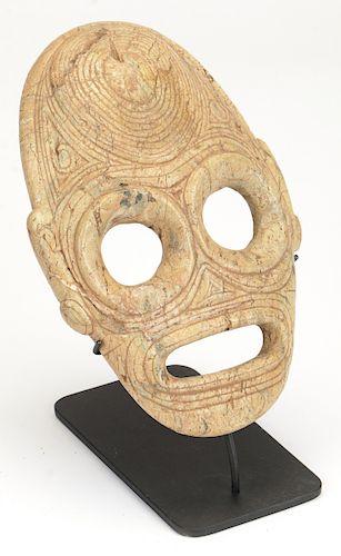 Taino (c. 1000-1500 CE) Ritual Burial Mask