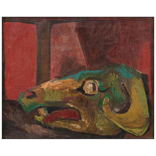 PEDRO CORONEL, Cráneo #1.